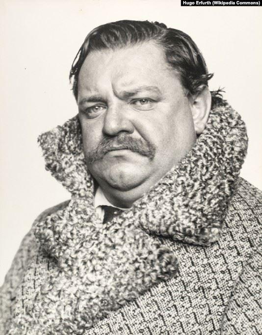 Генрих Георге, игравший в