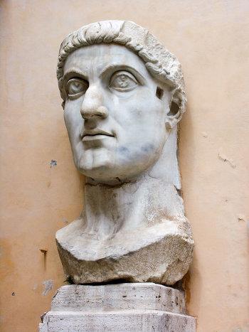 Римский император Флавий Валерий Аврелий Константин