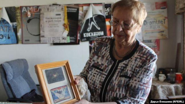 Мария Смирнова, дочь Галины Лерхе