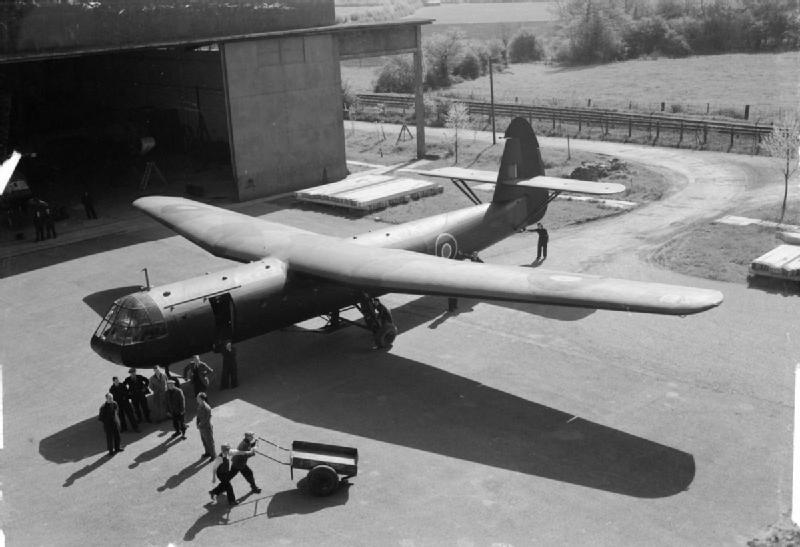 Airspeed AS.51 Horsa — британский транспортный планёр времён Второй мировой войны
