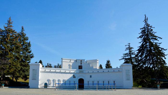 Оборонительная башня Малахова кургана. secrethistory.su