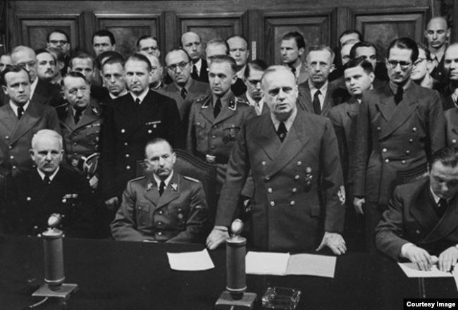 Министр иностранных дел Германии Риббентроп на пресс-конференции в Берлине объявляет о начале войны против Советского Союза
