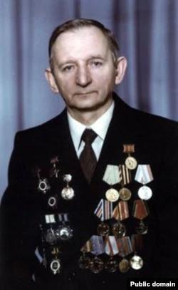 Эдуард Матвеевич Гюннинен