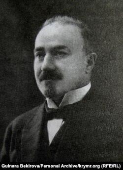 председатель правительства Соломон Крым