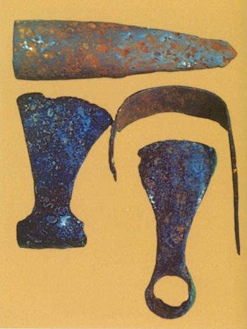 орудия труда железного века
