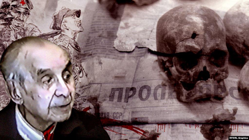 88-летний генерал-майор КГБ в отставке Дмитрий Токарев