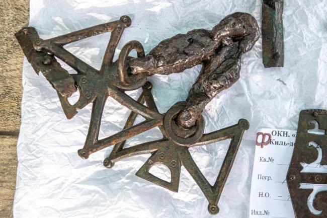 древние украшения