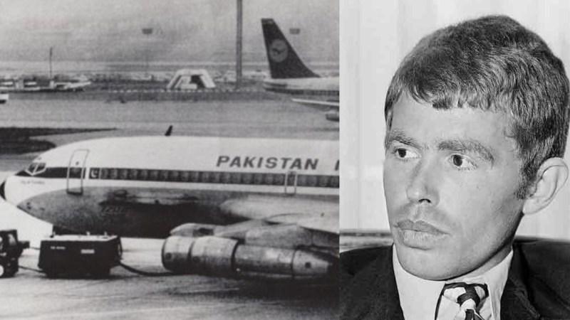 28-летний француз Жан Кэй предпринял акцию по захвату пакистанского авиалайнера