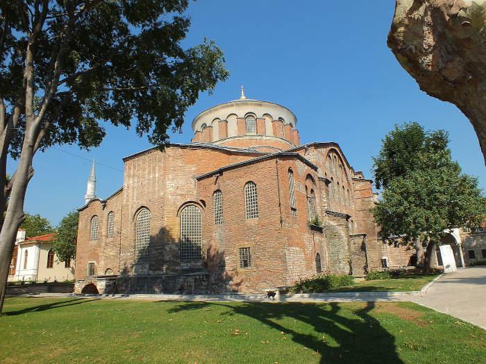 Церковь Святой Ирины в Стамбуле