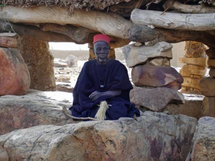догоны - небольшой африканского народ